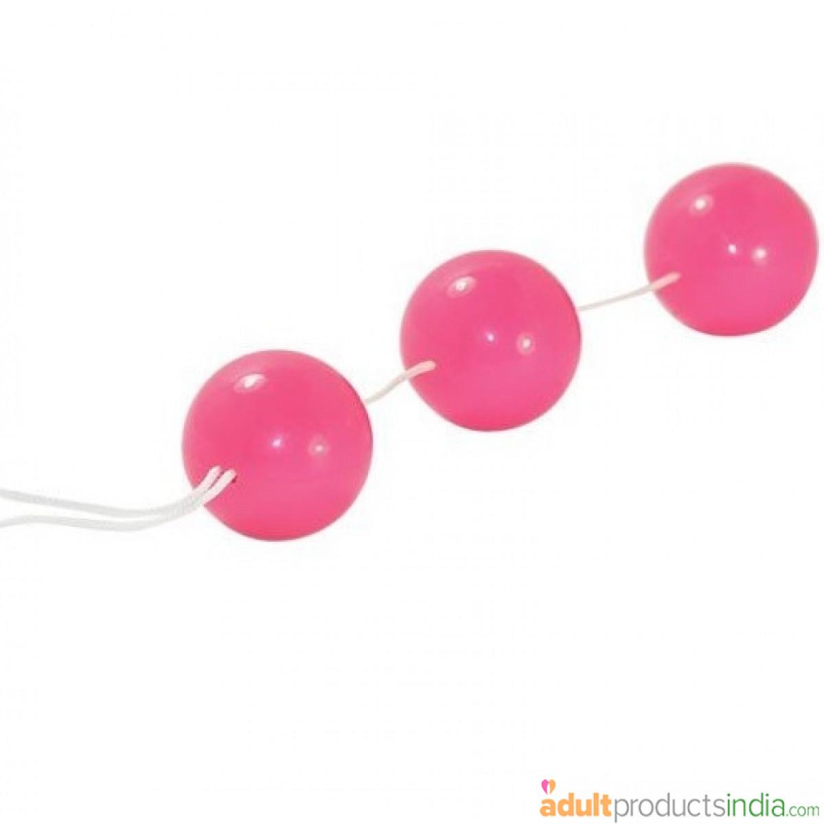 Love Balls Triple Pink