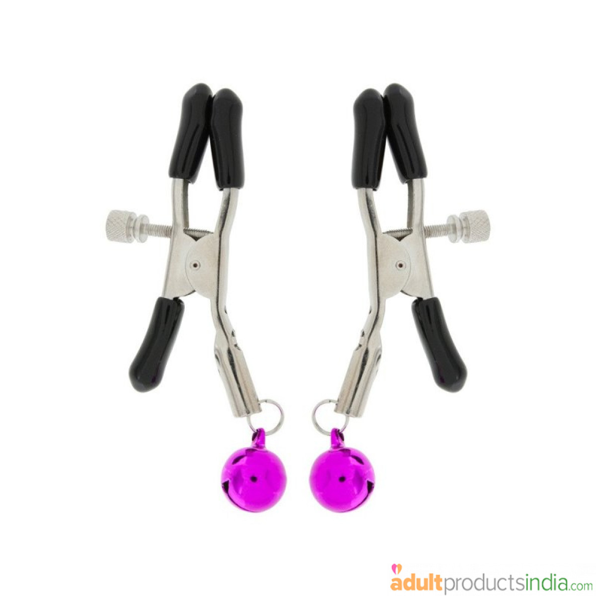 Nipple Clamps - Purple