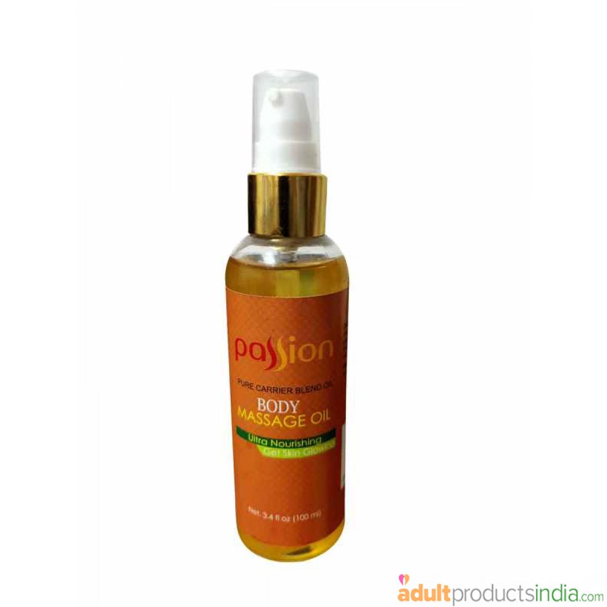 Passion - Body Massage Oil - Ultra Nourishing