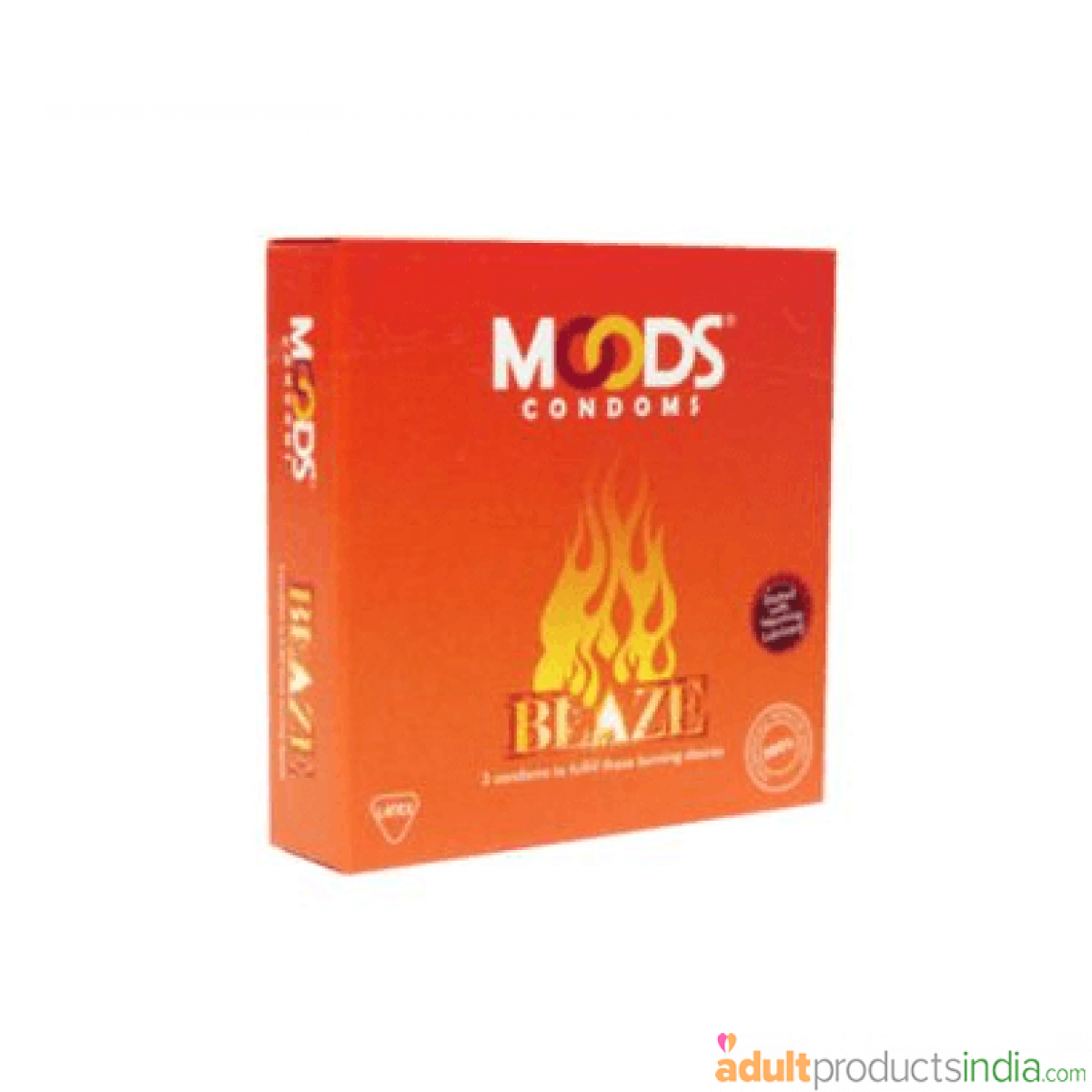 Moods Blaze 3 pack