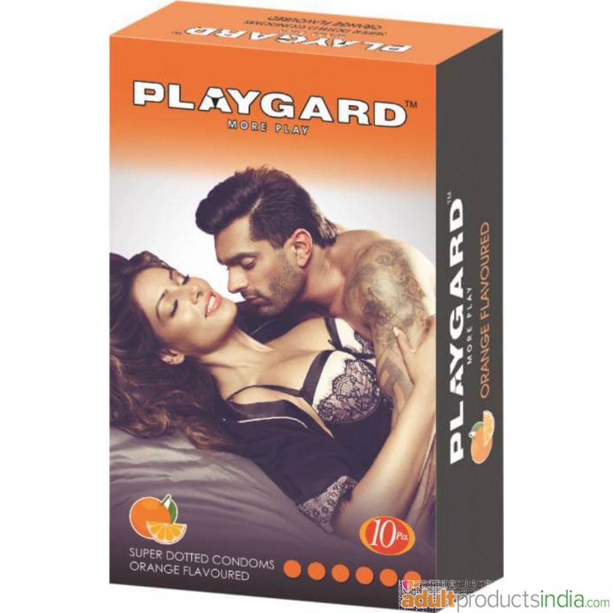 Playgard Orange 10 pack