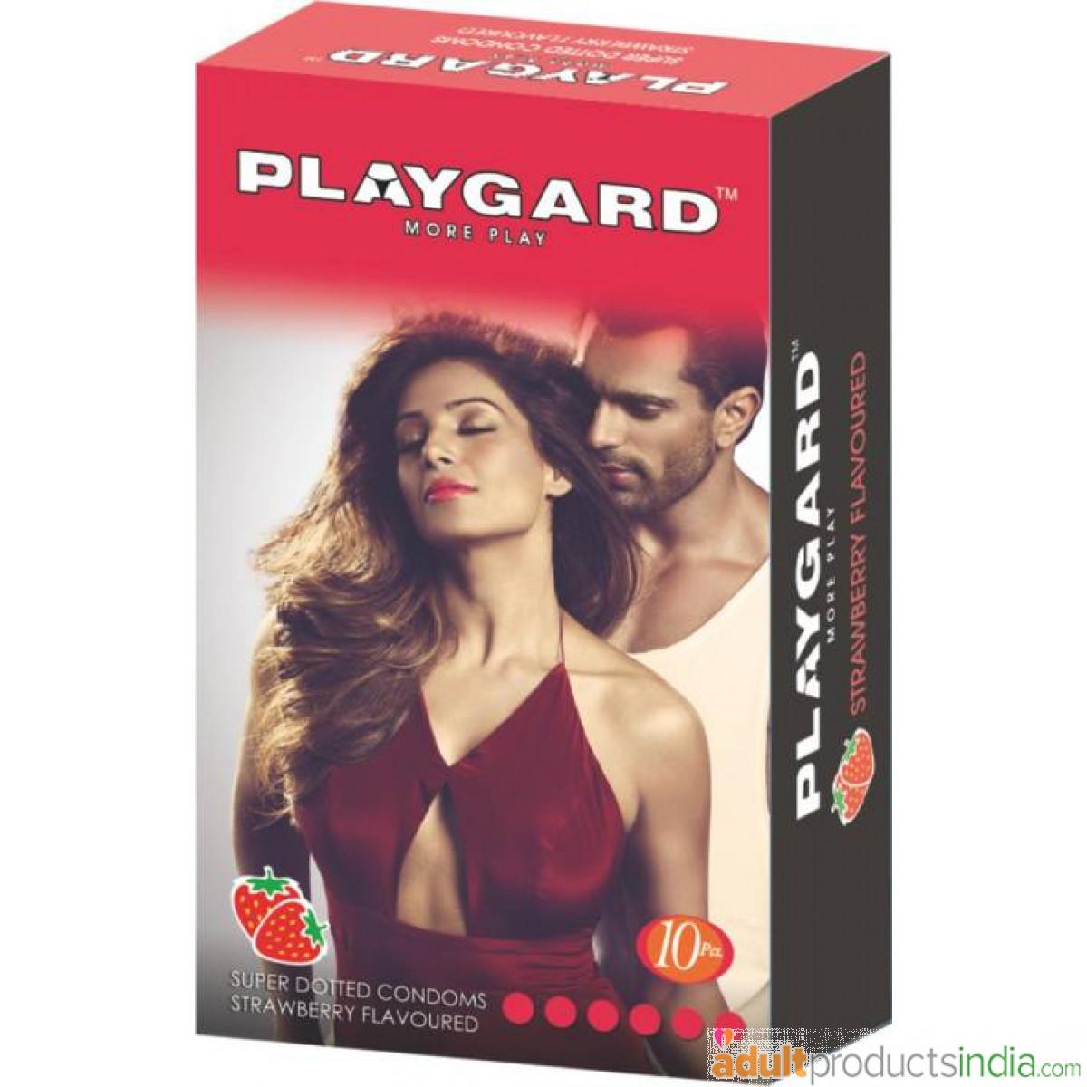 Playgard Strawberry 10 pack