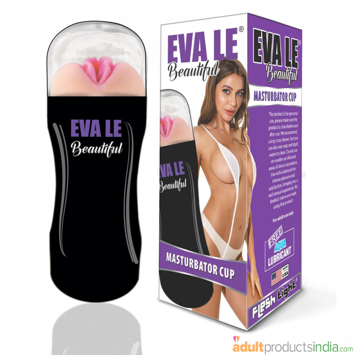 Eva Le Masturbator Cup