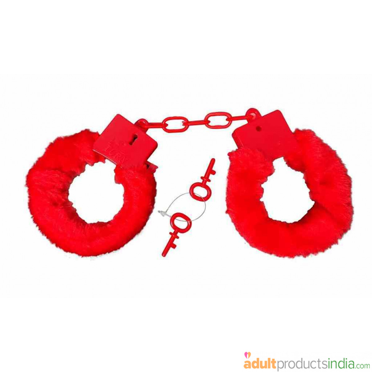 Handcuffs - Red