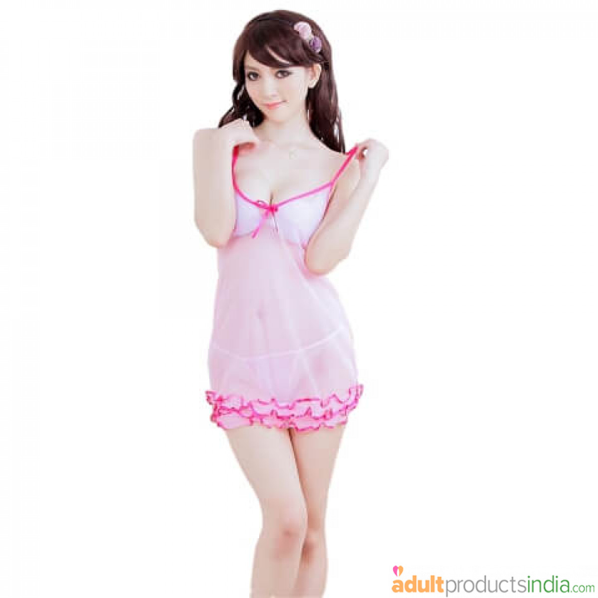 Baby Doll Pink Flower