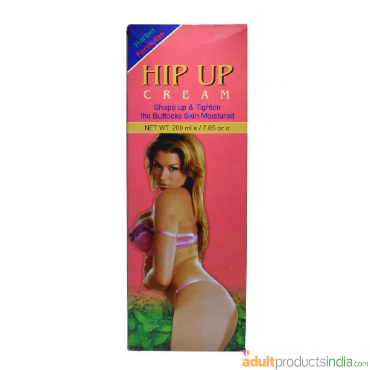 Hip Up Cream - Herbal Extract