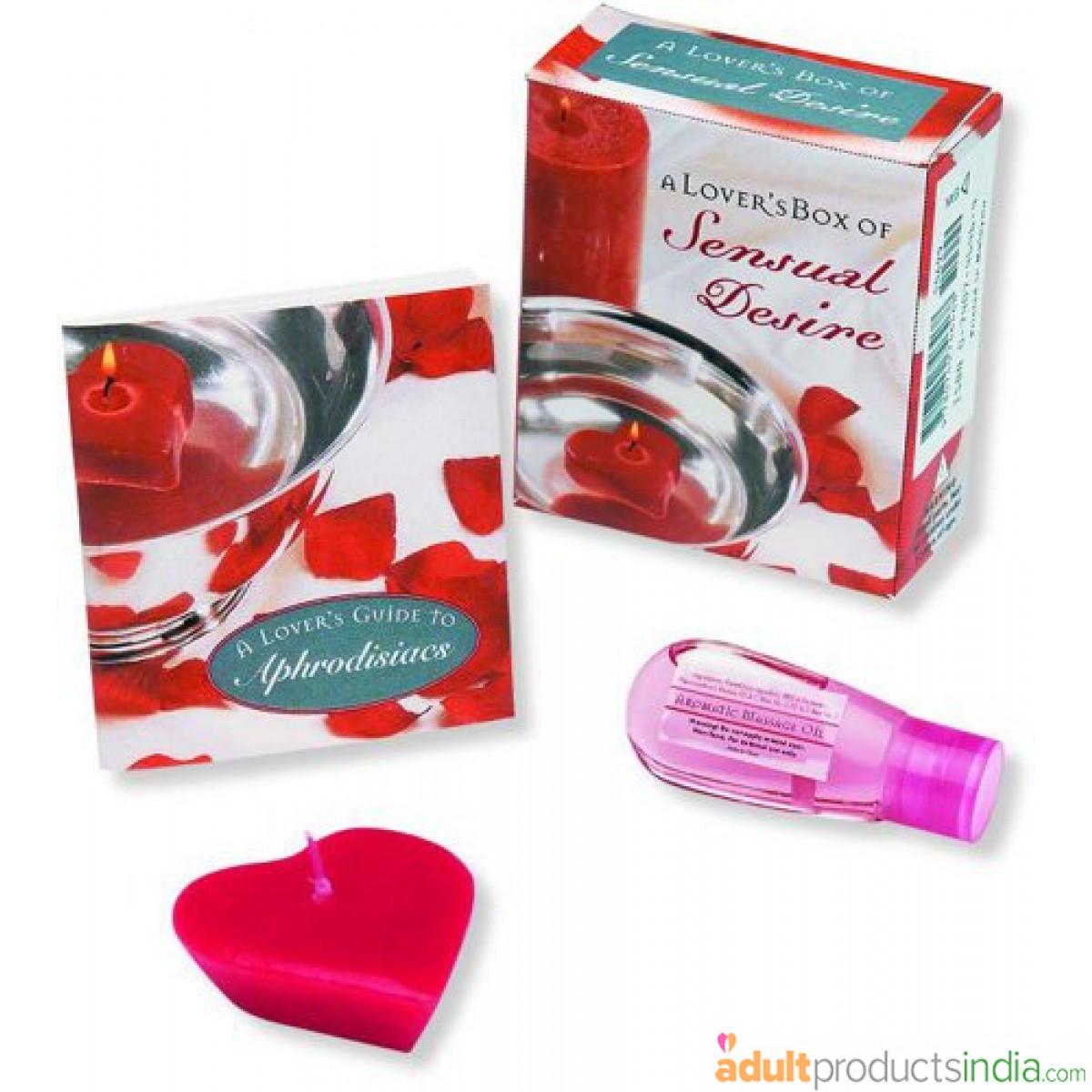 Lover's Box of Sensual Desire
