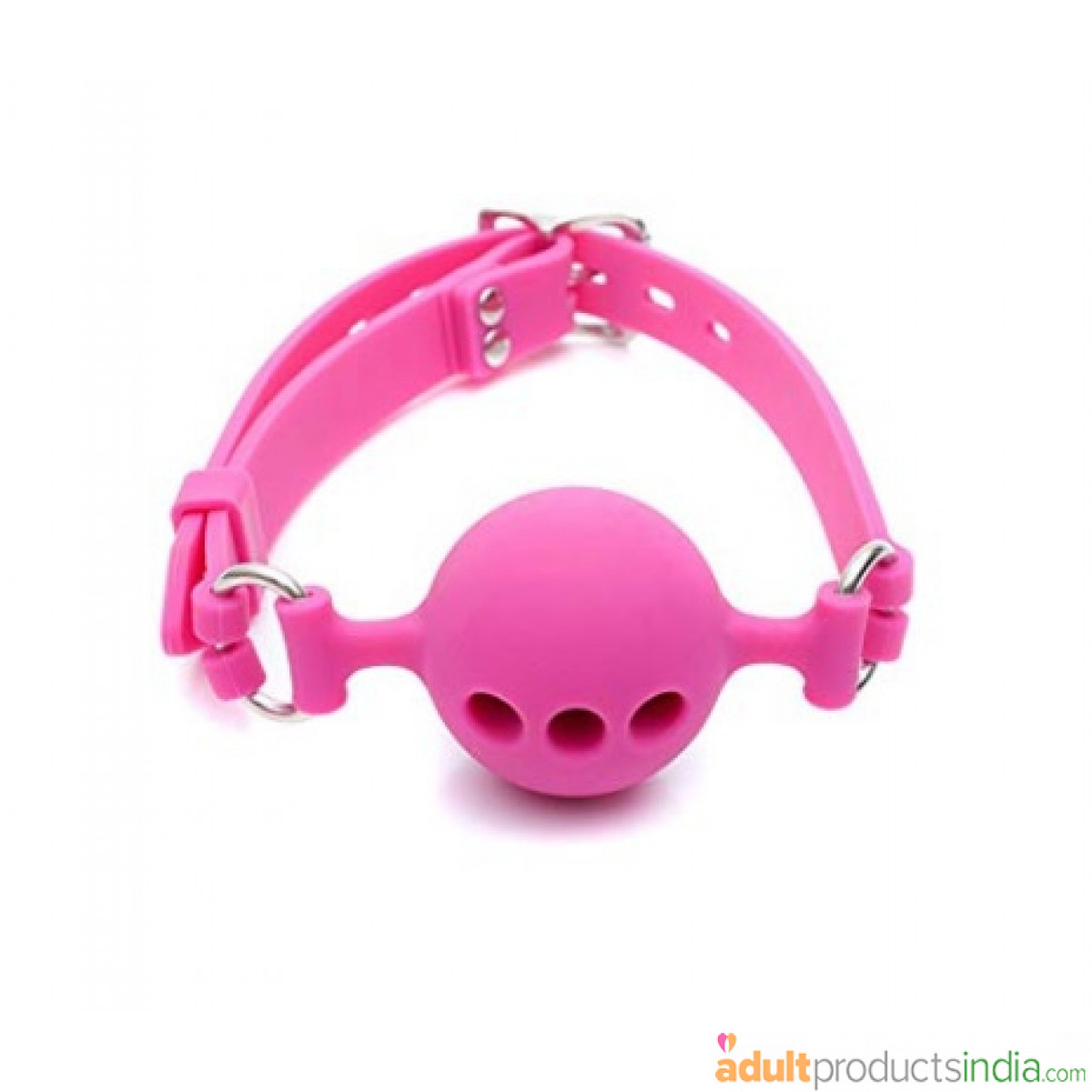 Wiffle Mouth Ball Breathable Gag