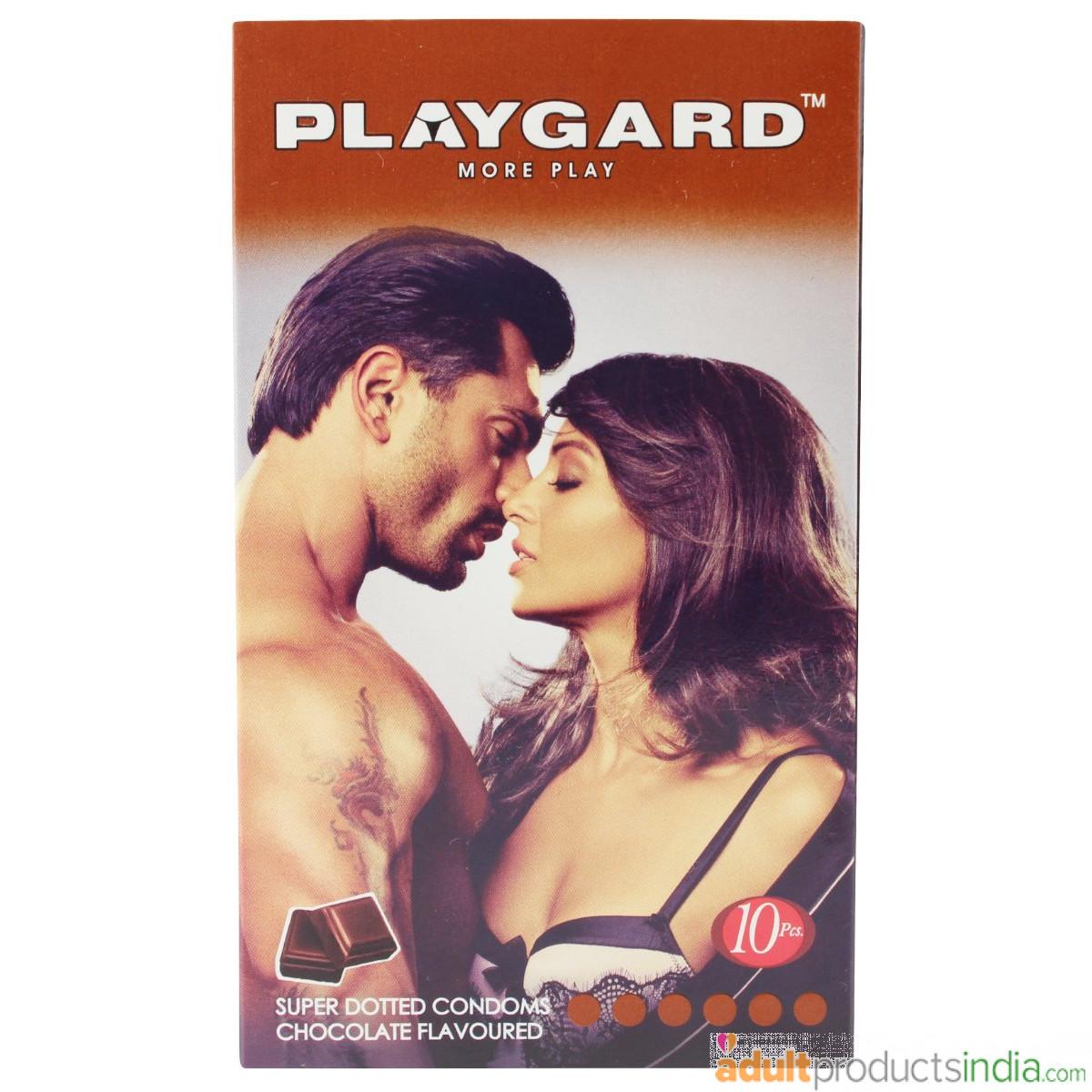 Playgard Chocolate 10 pack