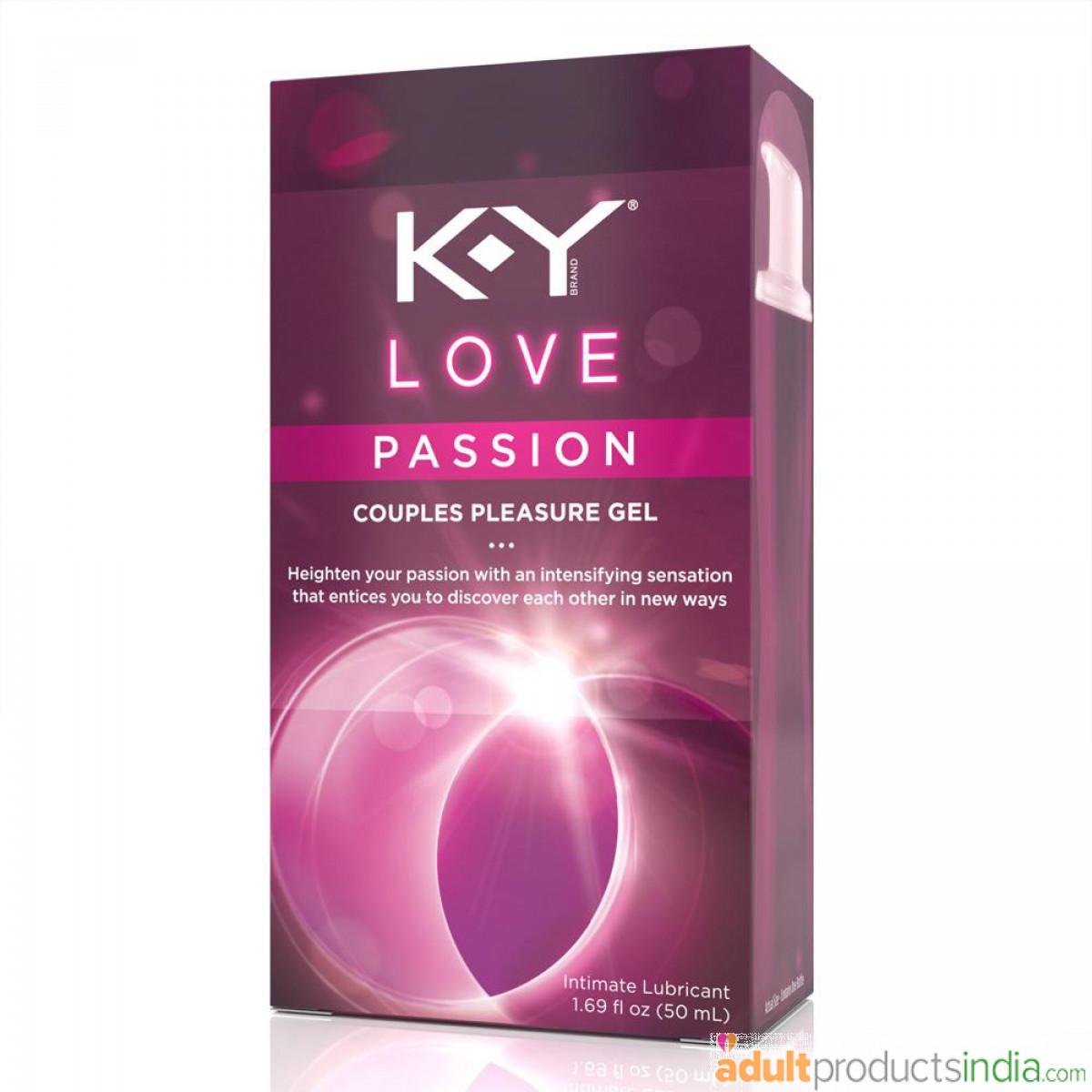 KY - Couple Pleasure Gel 50 ML