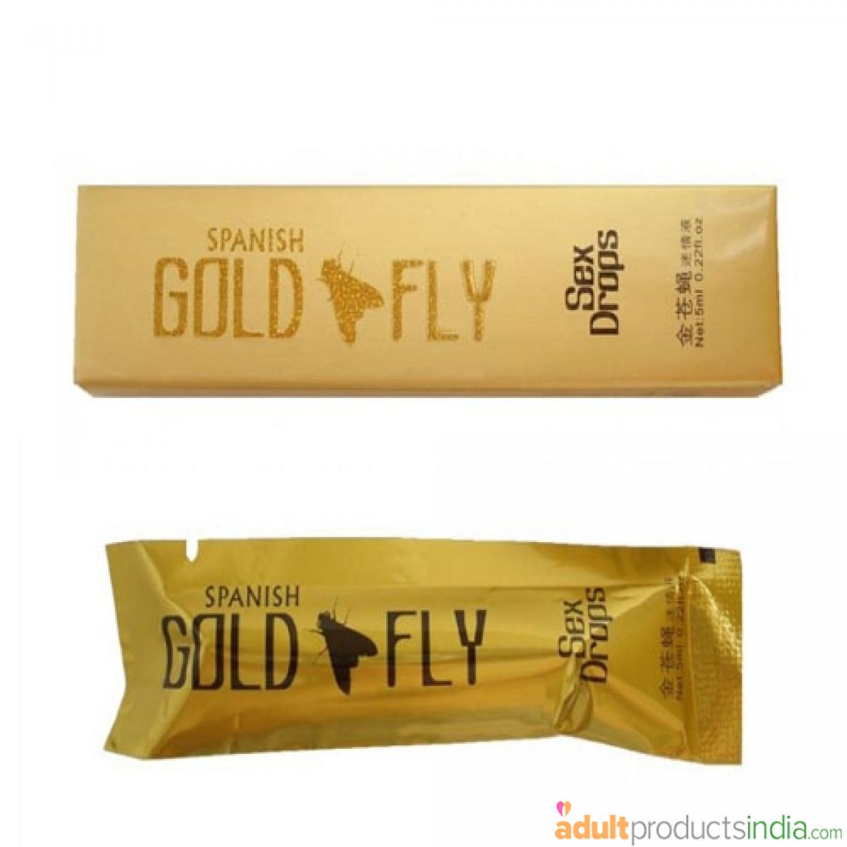 Golden Spanish Fly