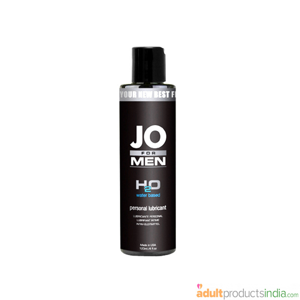 JO for Men Water-Based Personal Lubricant