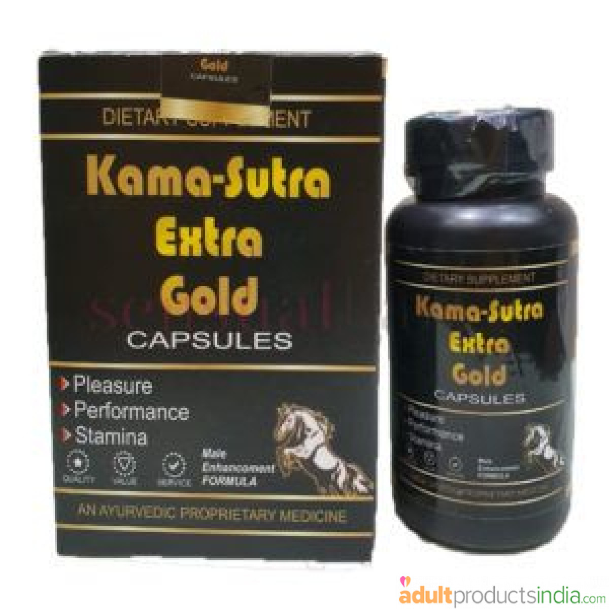 KAMA-SUTRA EXTRA GOLD CAPSULE FOR MEN ( 60 Capsules )