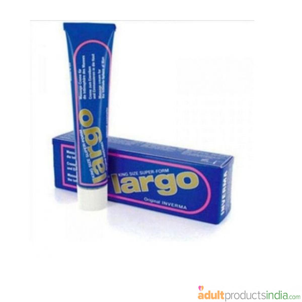 Largo Penis Enlargement Cream