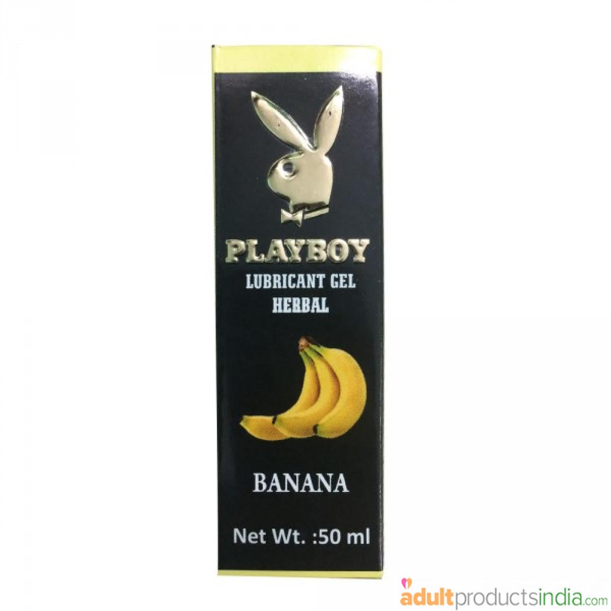 Playboy Lube - Banana