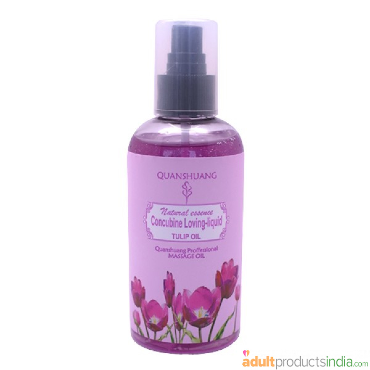 Body Oral Anal & Sex Lubricant - Tulip Oil