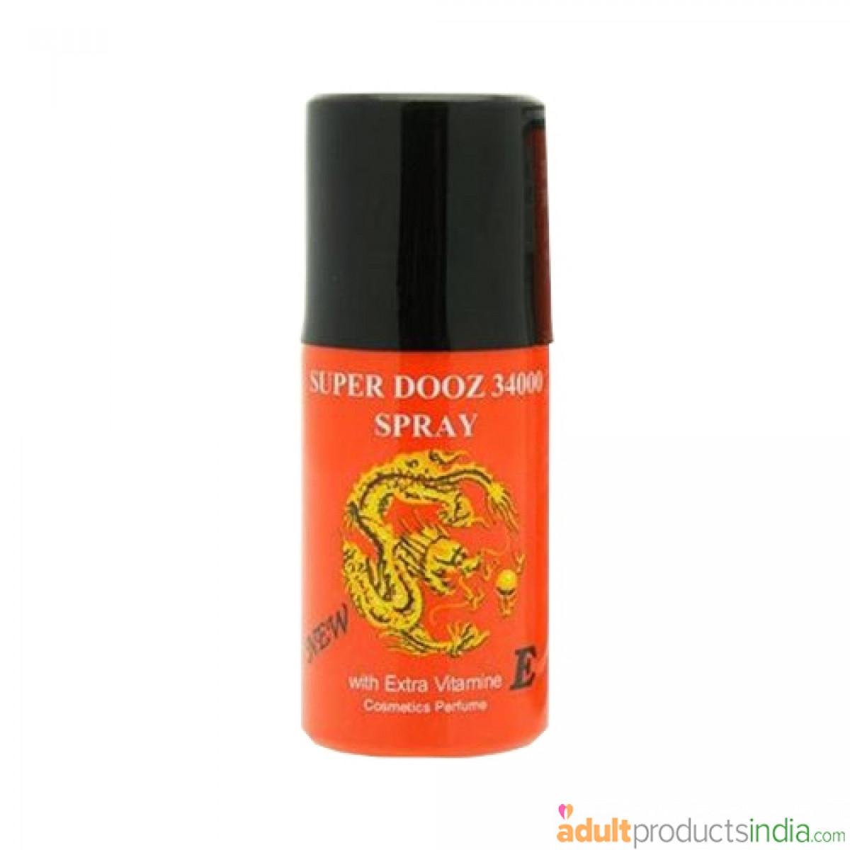 Dragon's Delay Spray
