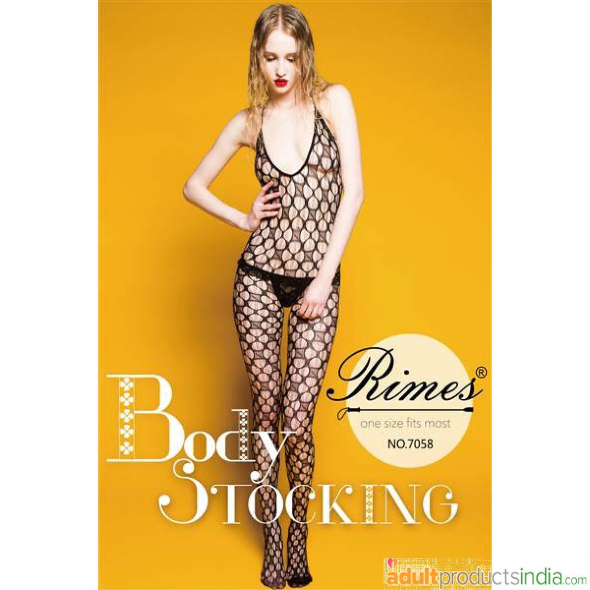 Rimes Bodystocking No. 7058