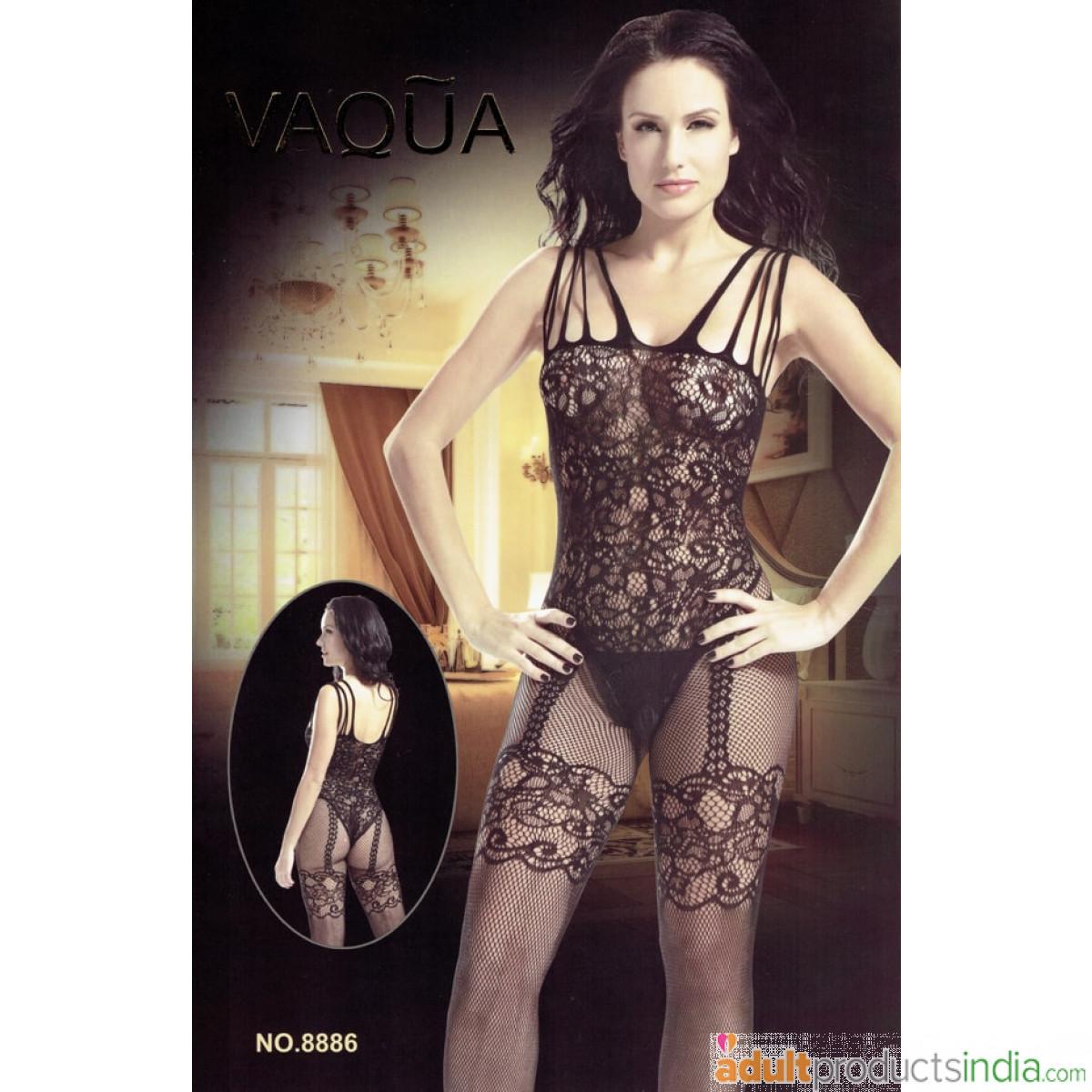 VAQUA Bodystocking No. 8886