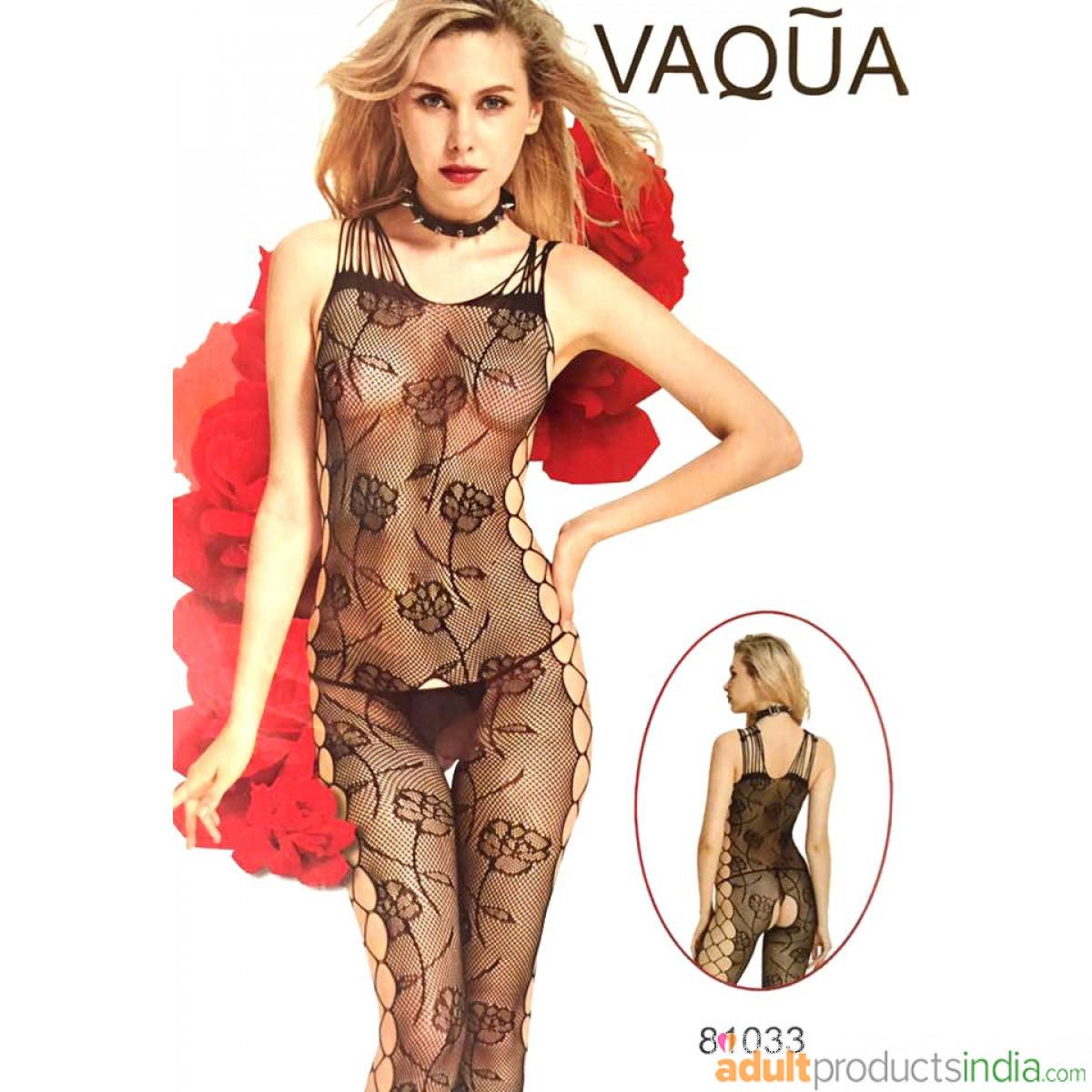 VAQUA Bodystocking No. 81033