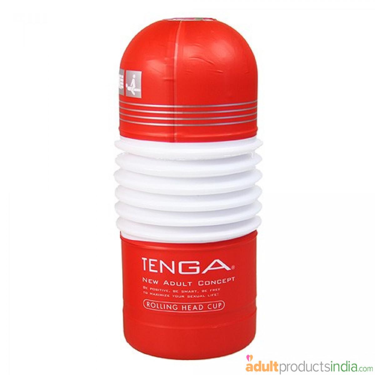 Tenga Rolling Head Cup - 103