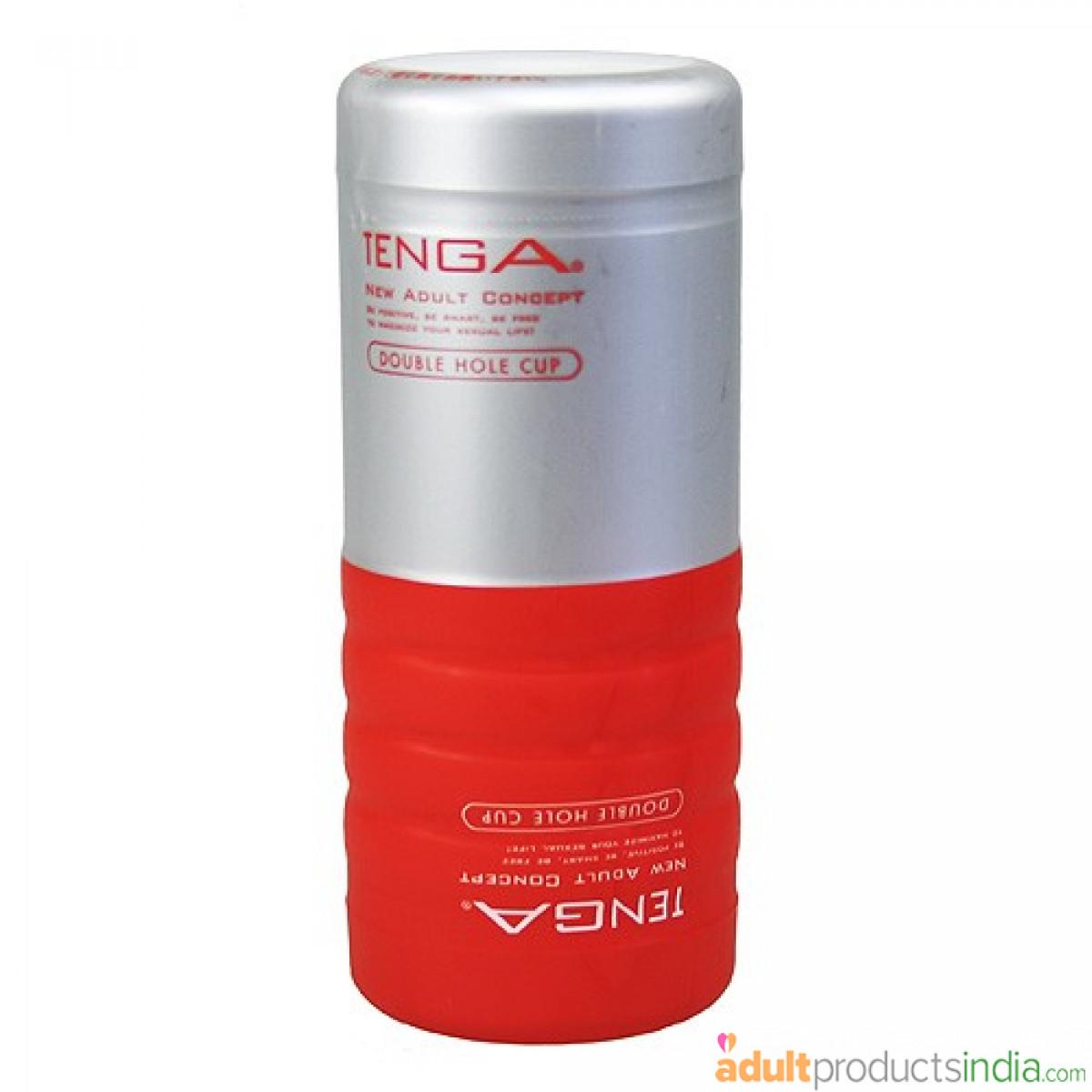 Tenga Double Hole Cup - 104