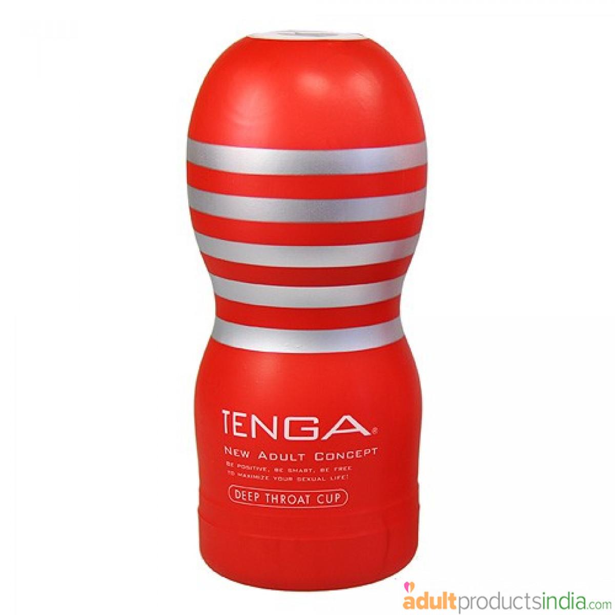 Tenga Deep Throat Cup - 101