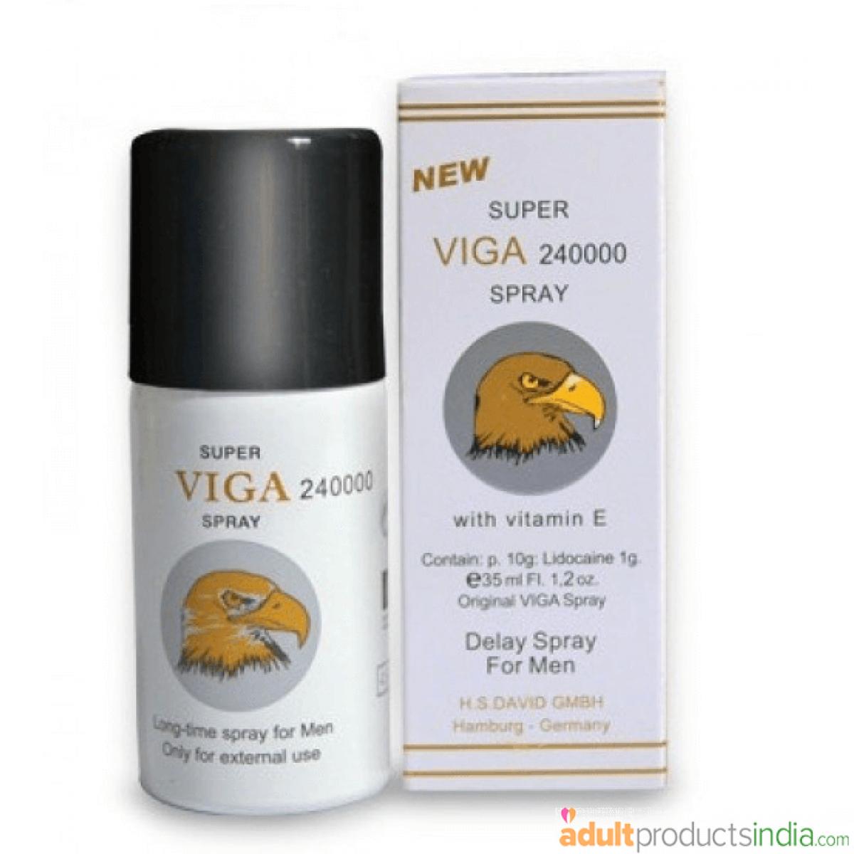 Viga Delay Spray 240000