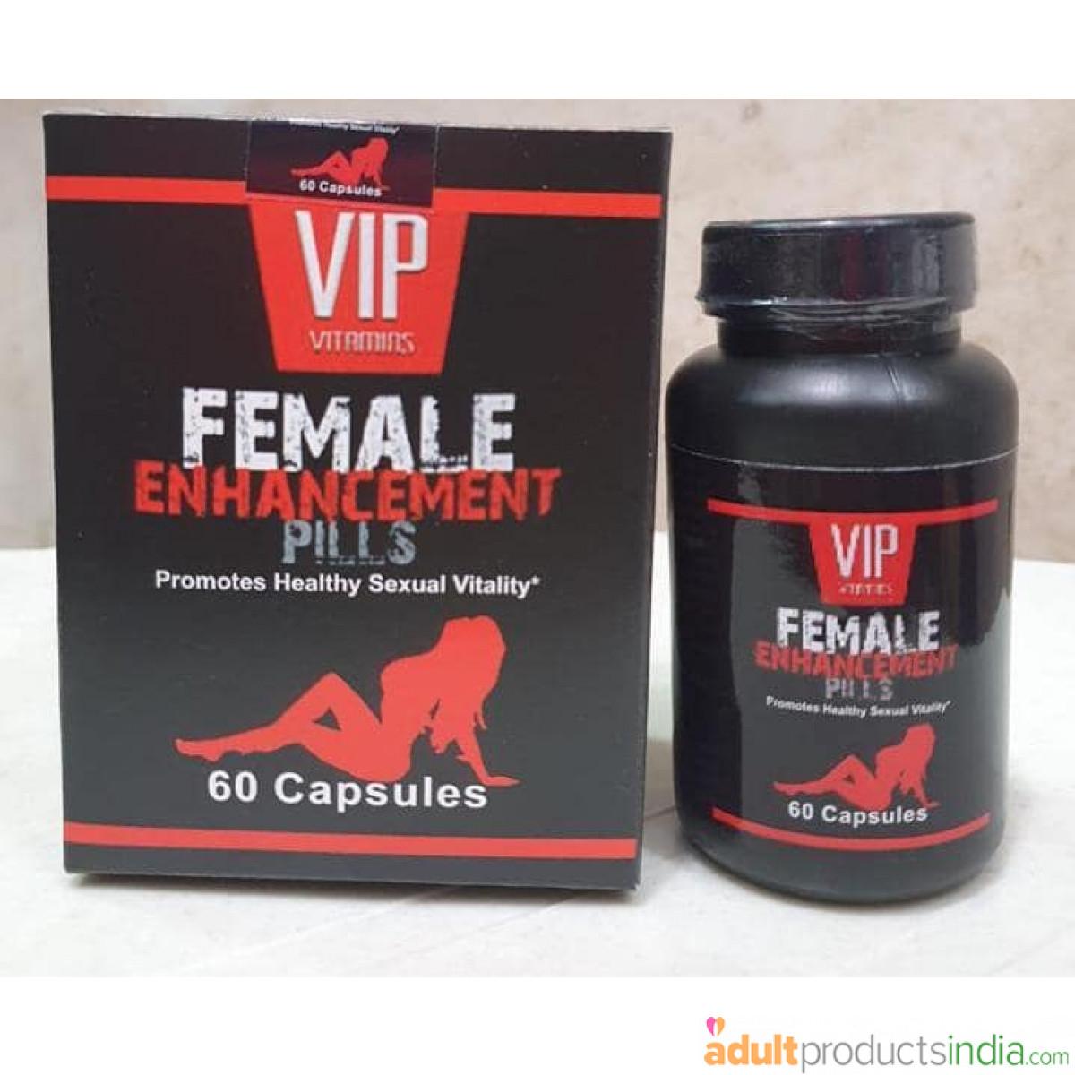 VIP Female Enhancement Pills ( 60 Capsules )