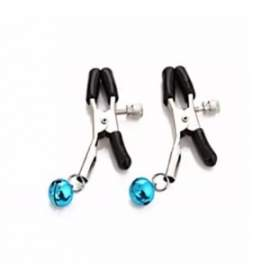 Nipple Clamps - Blue
