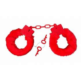 Handcuffs - Red