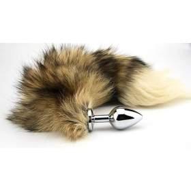 Furry Tail Butt Plug