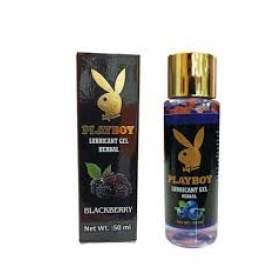 Playboy Lube - Blackberry