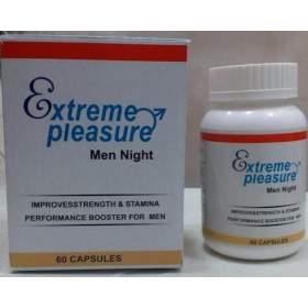 Extreme Pleasure Capsules ( 60 Capsules )