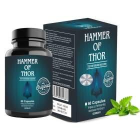 Hammer Of Thor ( 60 Capsules )