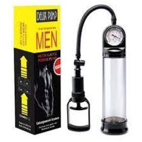 Delux Accu-Meter Power Pump for Men